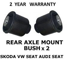 SEAT IBIZA LEON TOLEDO Rear Suspension Axle Mount Bushes (1J0501514C)