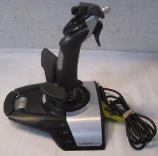 Saitek Cyborg Evo Force Video Games Controller Joystick USB   P/N: PS24