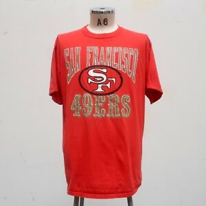 Vintage 90s San Francisco 49ers Shirt Size XL Made in USA