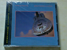 DIRE STRAITS - BROTHERS IN ARMS - CD SIGILLATO (SEALED)