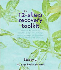 12-Step Recovery Kit: Book and Card set (60 Cards), Stacey J, Very Good, Paperba