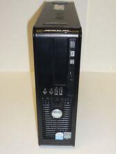 Dell Optiplex 755 SF 2Ghz Core Duo 4GB RAM 80GB G3JTS3J Win7 Prof