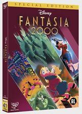 FANTASIA 2000 : WALT DISNEY -  NL VLAAMS ENGELS - sealed DVD GRATIS VERZENDING