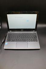 Acer Chromebook C720-2802 11.6in. (16GB, Intel Celeron, 1.4GHz, 2GB) Netbook...