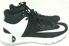 Nike KD Trey 5 IV Basketball Shoes Size 11.5 Black/White Promo 844590-010