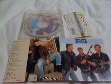 A-HA / road club /JAPAN LTD CD OBI