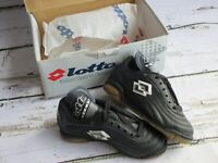 Lotto Scatto Jr Junior Indoor Soccer Turf Shoes 89896 Youth Size 11 NOS!