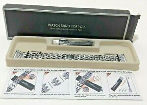JOYOZY Slim Bling Bands Compatible w/ Fitbit Charge Bracelet Wrist Tracker Links