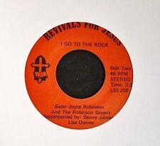 HEAR MP3 BLACK GOSPEL Sister Joyce Robinson And The Robinson Singers Revivals
