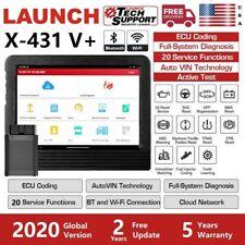 2020 LAUNCH X431 V+ PRO 3 OBD2 Car Diagnostic Scanner All System Key Programming
