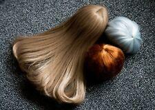 New ListingBjd Ball Jointed Doll 6-7 Yo-Sd Wig Lot