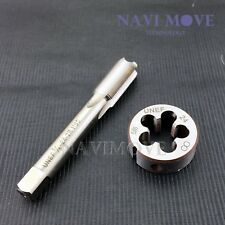 "New HSS 5/8""-24 UNEF Right Hand Thread Tap and Die Set US Stock (5/8x24)"