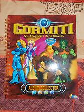 Collecteur Gormiti complet avec magnets