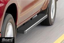 iBoard Running Boards 5 inches Fit 19-20 Chevy Silverado GMC Sierra Crew Cab