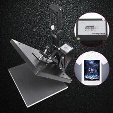 Large Size 16 X 20 T Shirt Sublimation Heat Press Transfer Machine Usa Stock