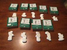 New ListingM.J. Hummel Christmas Angels Ornaments 9 in boxes, 1 alone, 1992