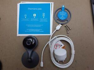 Google Nest Cam Indoor-Kamera, Schwarz, V13382