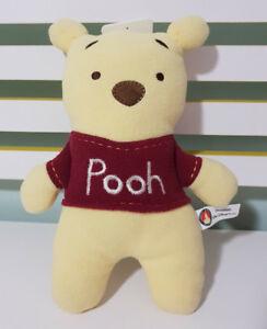 WINNIE THE POOH  PLUSH TEDDY BEAR SOFT TOY 30CM TALL  DISNEYLAND WALT DISNEY!