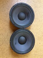 Electro Voice EVM12 8 ohm Speakers