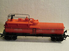COX *BIG PINE LUMBER ** FIRE FIGHTING ** TANK CAR #X-07 ** HO Scale Train *mint