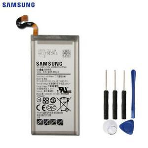Original Genuine Samsung Galaxy S8 3000mAh SM-G950F Internal Battery Replacement