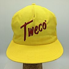 Vintage Tweco Mig Arc Welding Accessories K Products Made in USA Snapback Hat