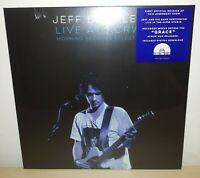 JEFF BUCKLEY - LIVE ON KCRW: MORNING BECOMES ECLECTIC - BLACK FRIDAY 2019 - LP