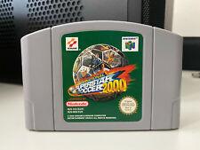 International Superstar Soccer 2000, Nintendo 64, módulo, n64