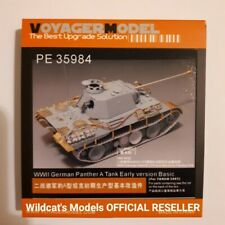 PE for Panther A Tank Early version Basic (For TAKOM), 35984, 1:35, VOYAGERMODEL
