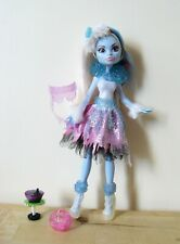 Monster High Abbey Bominable Muñeca Ghouls Rule
