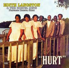 Edith Langston & Gospel Mets - Hurt [New CD]