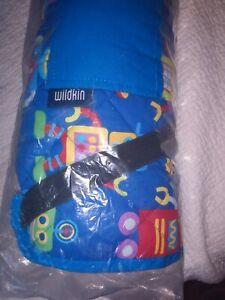 Wildkin Olive Kids Robots Nap Mat $40