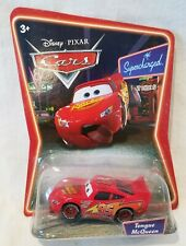 Tongue McQueen SUPERCHARGED series Disney Pixar Cars 2 diecast Mattel NEW NIP!