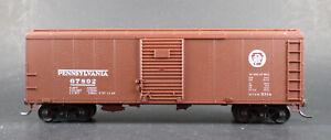 Bowser HO scale Pennsylvania Railroad (PRR) 40' X-31A Single Door Boxcar