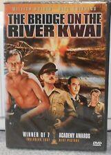 The Bridge on the River Kwai (DVD 2000) RARE 1957 WILLIAM HOLDEN BRAND NEW