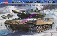 Hobbyboss 1/35 82402 German Leopard 2 A5/A6 Tank Model Hot