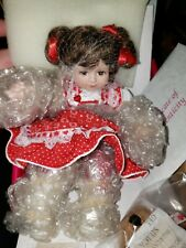 Marie Osmond Very Beary in Love Tiny Tot Doll Nrfb