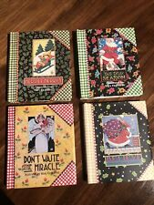 mary engelbreit Christmas Mini Books!