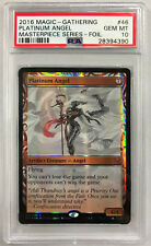 MTG Magic the Gathering PLATINUM ANGEL Kaladesh Inventions Foil PSA 10 GEM MT