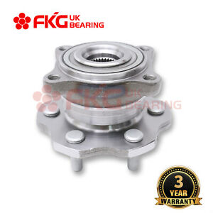 1pc New Rear Left or Right Wheel Bearing Hub For Nissan Pathfinder R51 2005-2013