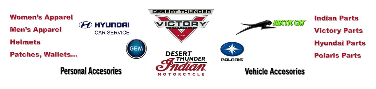 Desert Thunder Motors