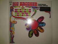 Janis Joplin: Big Brother & The Holding Company Vinyl LP