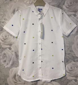 Boys Age 9-10 Years - Short Sleeved Shirt - BNWTS