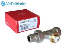 """Honeywell Thermostatventil Voreinstellung 1/2"""" Durchgang Typ THV-V, V2000DVS15"""