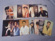 Lot of 15 Elvis Presley Postcards