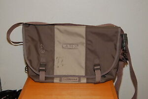 Timbuk2 19 in wide Messenger Bag Grey Medium