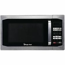 Microwave,1.6cf Countertop, 1.1KW, SS
