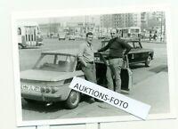FOTO OLDTIMER 1970 NSU PRINZ TT 1000 KENNZEICHEN HN HEILBRONN SPANIEN ITALIEN ?