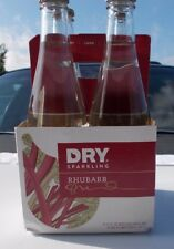 Dry Soda Rhubarb 12 Oz (4 Pk) Food & Beverages > Soft Drinks