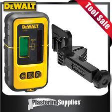 DeWalt Green Laser Detector 50m DE0892G-XJ Suits DCE088G & DCE089G